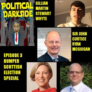 Scottish Election Special - Sir John Curtice, Gillian Martin MSP, Stewart Whyte, Ryan McGuigan