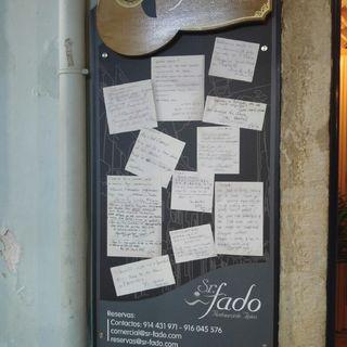 Desde Sr. Fado 1 (Lisboa)