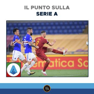 Podcast Serie A - Verso la giornata 28