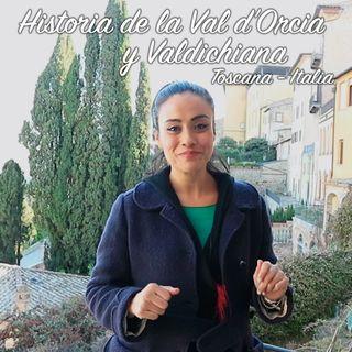 010 - La Val d'Orcia y La Valdichiana