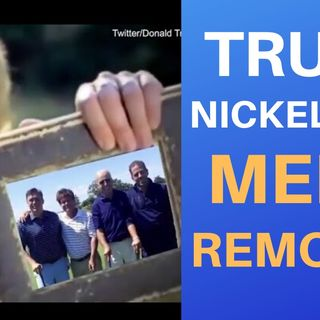 Trump Nickelback Meme Removed From Twitter