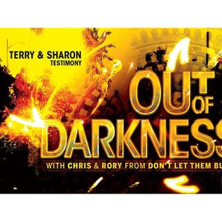 Testimony of Terry and Sharon: Out of Darkness, Ex-Newager, Ex-Hindu