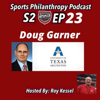 Doug Garner, Adaptive Sports, University of Texas-Arlington