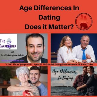 Age Differences In Dating