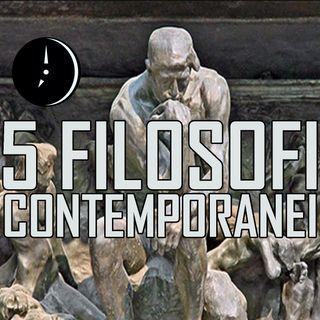 5 Filosofi Contemporanei adatti ai Neofiti