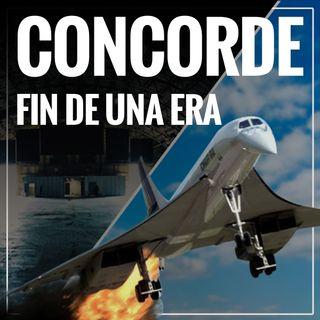 Concorde Fin de una Era