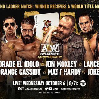 AEW Dynamite Review: Tony Kahn's HUGE Announcement!