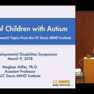 Siblings of Children with Autism and Other Select Research Topics from the MIND Institute