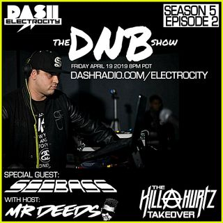 the DNB show S05E02 (guest mix Seebass)