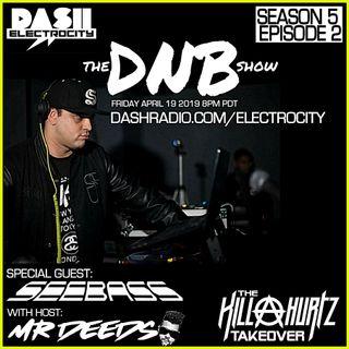 the DNB show S05E02 (guest mix Seebass)