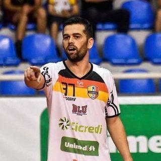 Entrevistas do Mega Esportes - 1 Yuri, jogador de Futsal do Blumenau