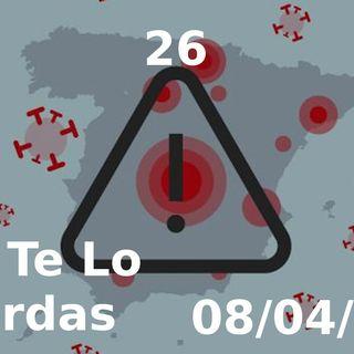 Este Younower me suena | NTLP 26 (08/04/20)