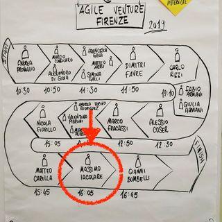 Agile Venture Firenze - Intervista a Massimo Iacolare