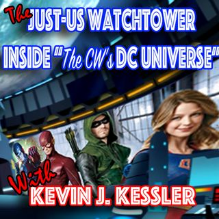004 Just-Us Watchtower, Inside The CW's DC Universe 11302018