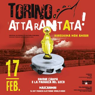 Café Bleu - Torino si attaranta