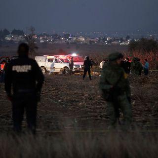 Muy común la muerte de políticos en accidentes aéreos