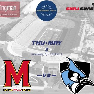 #5 Maryland vs #16 Johns Hopkins