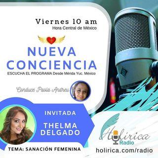 Nueva Conciencia entrevista con Thelma Delgado
