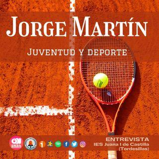 22CMA- Jorge Martín: juventud y deporte