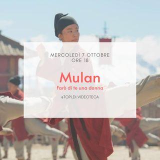 22 Mulan - Farò di te una donna