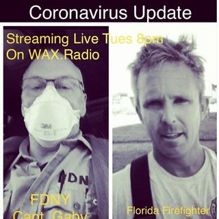 "Surfing in the Time of Coronavirus with Firefighters Christopher ""Dorado"" Gaby & John Brooks"