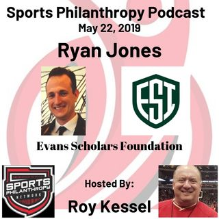 EP14: Ryan Jones and Amy Fuller, Evans Scholars