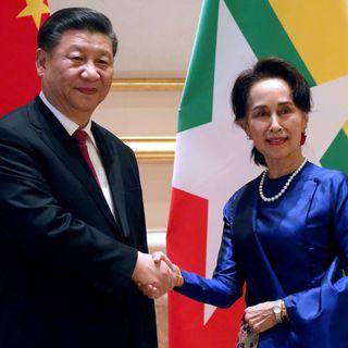 Cina e Myanmar, Eutanasia in Spagna e Scuola nei Musei
