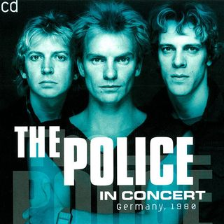 Especial THE POLICE LIVE IN GERMANY 1980 Classicos do Rock Podcast #ThePolice #starwars #yoda #obiwan #kyloren #r2d2 #c3po #twd #