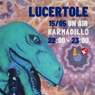 Lucertole: trio psychedelic crossover rock - Karmadillo - s02e29