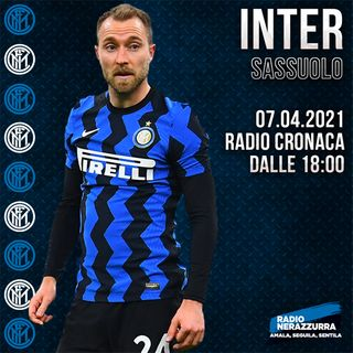 Live Match - Inter - Sassuolo 2-1 - 07/04/2021