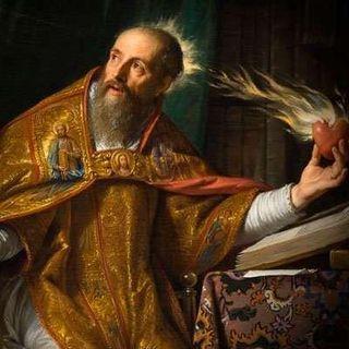 San Agustín, obispo y doctor