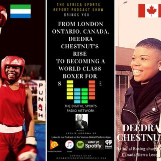 Deedra Chestnut's Rise to Boxing Stardom