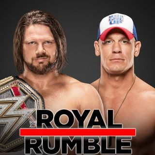 WWE Rivalries: AJ Styles vs John Cena