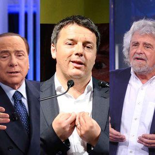 Rubrica Italia Sì Italia No - Il ponte, Raggi e Lampedusa