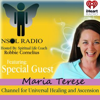 Universal Healing with Maria Terese