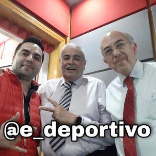 Incontrolables el trio de locos comentaristas en Espacio Deportivo de la Tarde 24 de Septiembre 2021