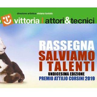 """Palco Reale: """"11° RASSEGNA SALVIAMO I TALENTI """" Direttore Viviana Toniolo conduce Federico Raponi"""