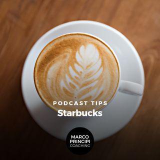 """Podcast Tips""""Starbucks"""""""