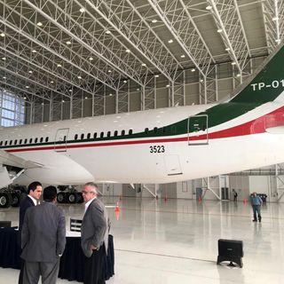 El avión que no tiene ni Obama
