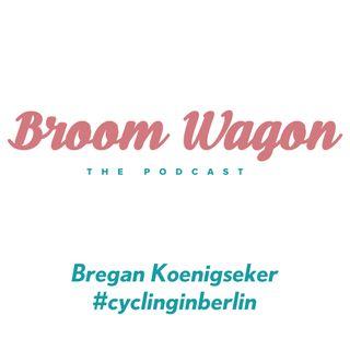 Bregan Koenigseker  #cyclinginberlin