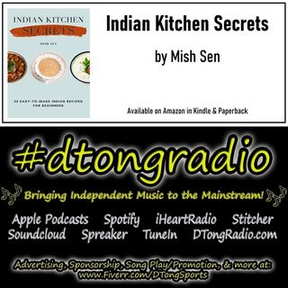 Composer Melvin Fromm Jr w/ a 5 Track Feature and more! - Powered by Indian Kitchen Secrets on Amazon