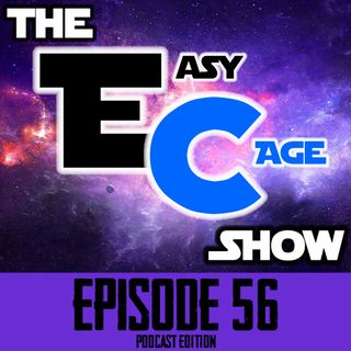 Episode 56 - Easy Cage Award Show Nominations 2019