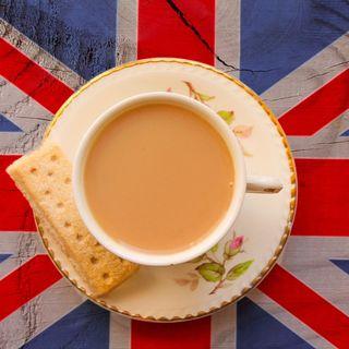 Volontariamo | Cup of Tea