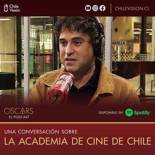 La Academia de Cine de Chile con Giancarlo Gnasi