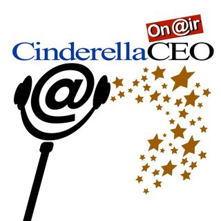 """CinderellaCEO """"On Air"""""""