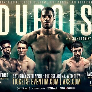 Preview Of The UK Boxing Card Headlined By Tommy Langford But Special Attraction Daniel Dubois Is Also In This Good Card On Btsport!!
