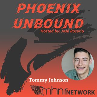 LGBTQ+ Mental Health and Political Activism - Tommy Johnson