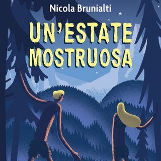 """Nicola Brunialti """"Un'estate mostruosa"""""""