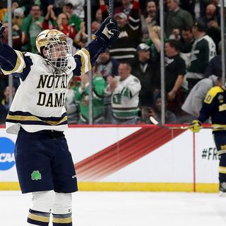 Go B1G or Go Home:Frozen Four and Should Notre Dame Join the Big Ten?