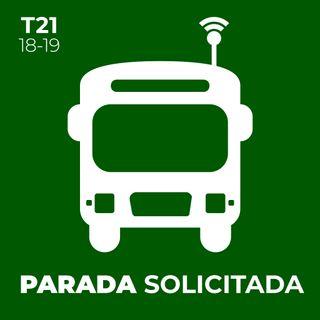 T21 E03. Parada Solicitada. Suerte (especial Navidad 2018)